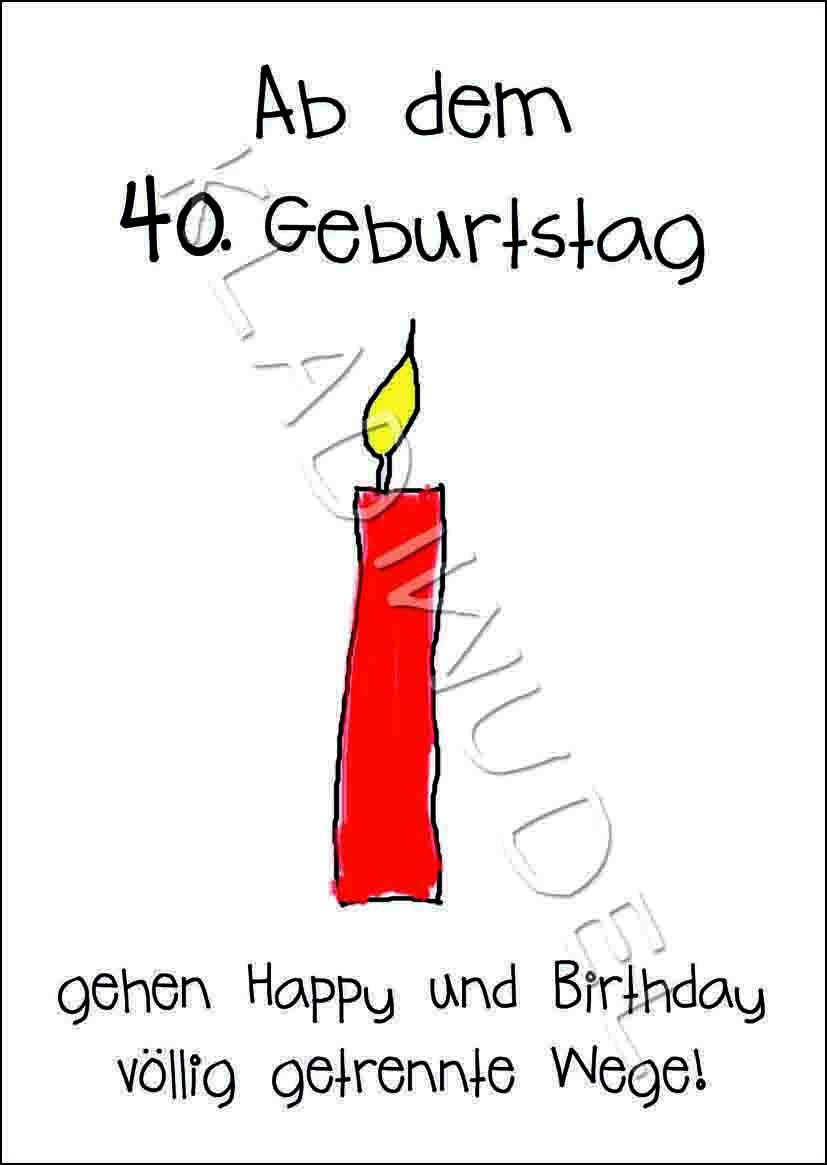 Bilder 40 Geburtstag Cartoons Hylen Maddawards Com